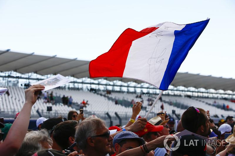 Ну что, не зря все ждали возвращения Гран При Франции?