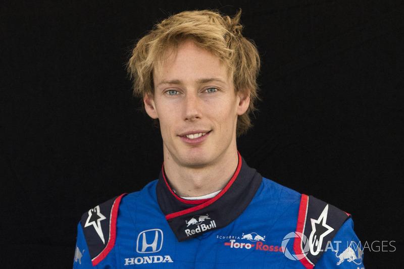 Aunque no es el favorito, la falta de pilotos junior y que Ocon esté vinculado a Mercedes hacen que Brendon Hartley pueda continuar en Toro Rosso