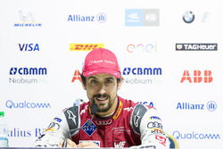 Lucas di Grassi, Audi Sport ABT Schaeffler, in the press conference