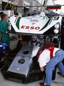 William David, Jean-Bernard Bouvet, Richard Balandras, WR LM94 Peugeot 2.0L Turbo V6