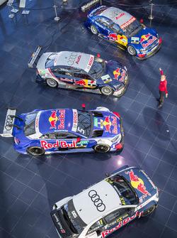 Mattias Ekström, DTM araçları ve EKS Audi S1 quattro WRX ile