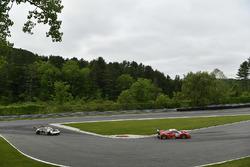 #61 R. Ferri Motorsport Ferrari 488 GT3: Toni Vilander, Miguel Molina, #24 Alegra Motorsports Porsche 911 GT3 R: Michael Christensen, Spencer Pumpelly