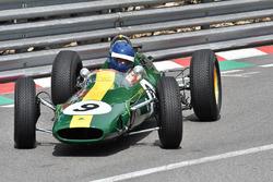 Andy Middlehurst, Lotus 25