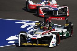 Даниэль Абт, Audi Sport ABT Schaeffler, и Феликс Розенквист, Mahindra Racing