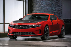 Chevrolet Camaro Facelift 2018