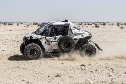 كلود فورنييه، رالي قطر الصحراوي