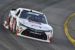 Brandon Jones, Joe Gibbs Racing, Toyota Camry Toyota Service Centers/Mobil 1
