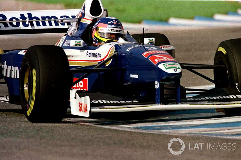 Jacques Villeneuve, Williams FW19