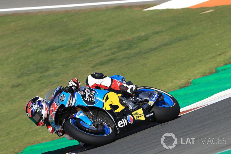 Takumi Takahashi, Team LCR Honda