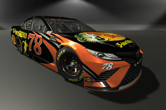 Martin Truex Jr., Furniture Row Racing, Toyota Camry