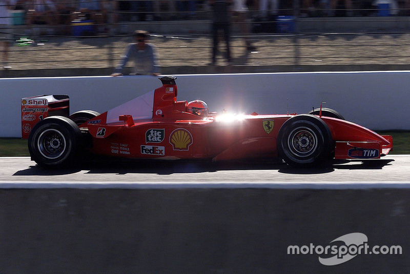 2001 French Grand Prix