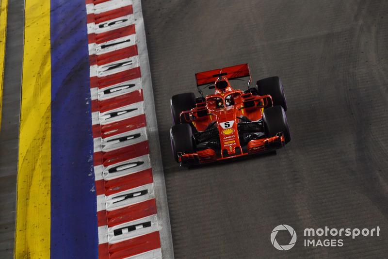 Vettel is concerned about his ultrasoft tyres