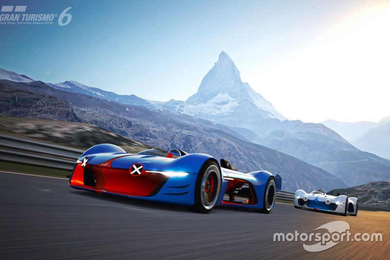 Alpine Vision Gran Turismo (maart 2015)