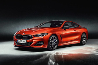BMW 8-as Coupé