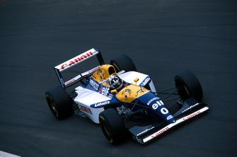 Damon Hill, Williams FW15C