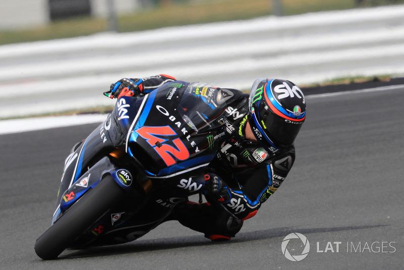 Francesco Bagnaia, Sky Racing Team VR46 Moto2