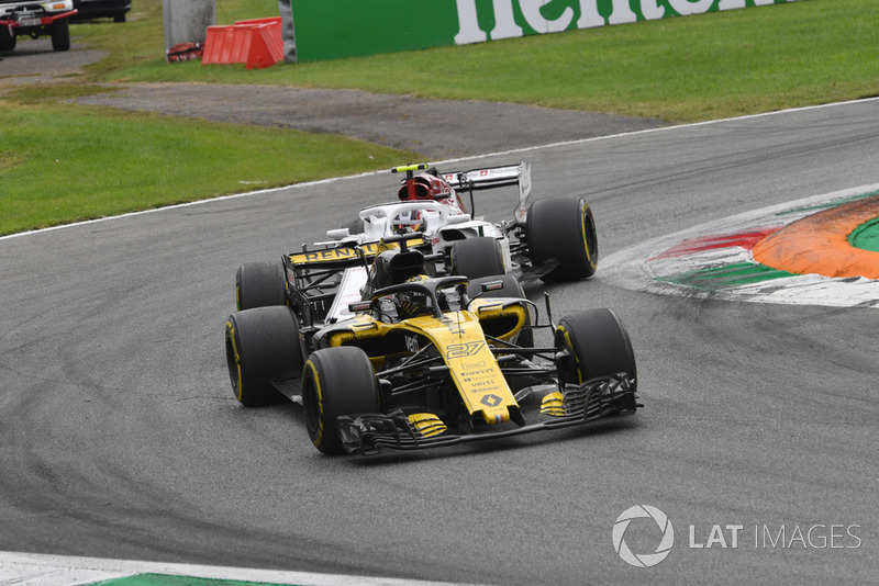 13e : Nico Hülkenberg (Renault)