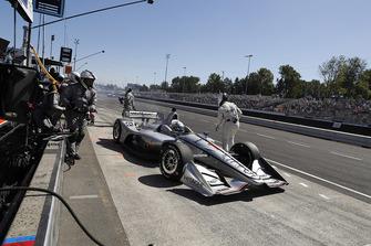 Пит-стоп: Джозеф Ньюгарден, Team Penske Chevrolet