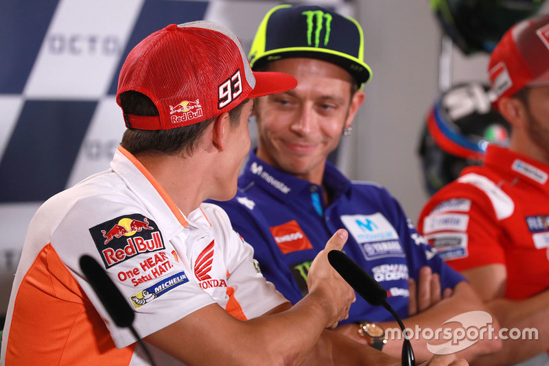 MOTO GP GRAND PRIX D'ITALIE DE MISANO 2018 Valentino-rossi-yamaha-factor-1