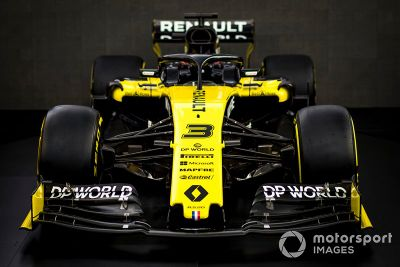 Presentación Renault RS20