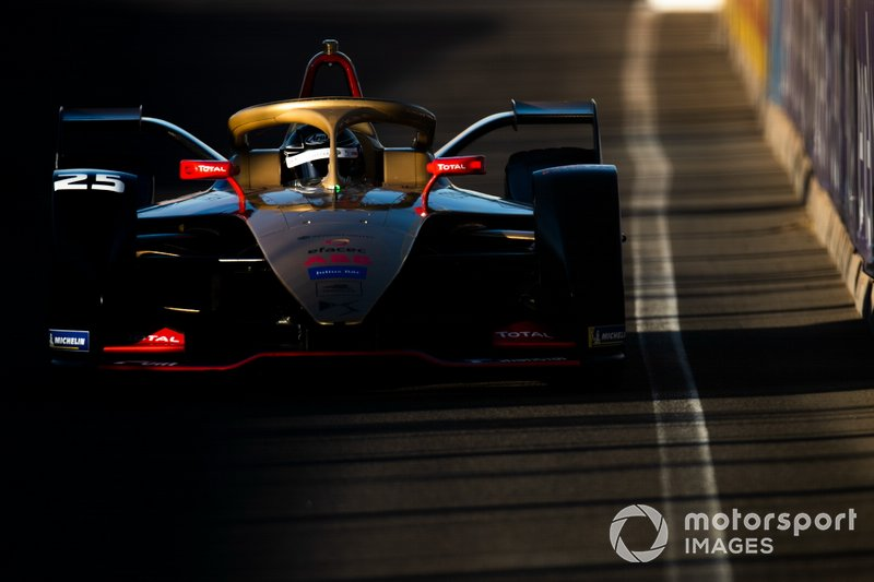 "James Rossiter (DS Techeetah) - 2e, 1'17""189 (250 kW)"