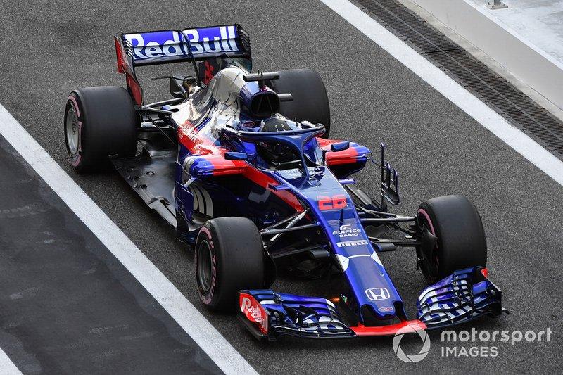 Red Bull Toro Rosso Honda