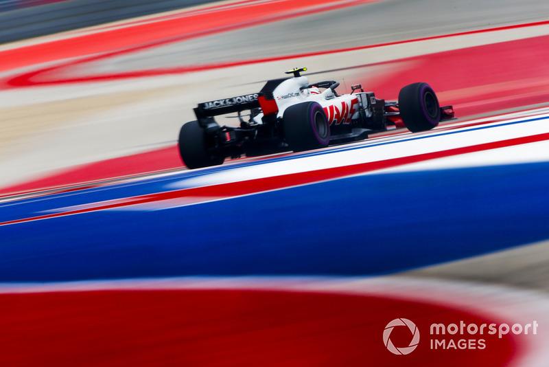 12. Кевін Магнуссен, Haas F1 Team VF-18, 1:34.732