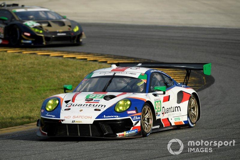 #99 NGT Motorsport Porsche 911 GT3 R: Jurgen Haering, Sven Muller, Klaus Bachler, Steffen Goerig, Alfred Renauer