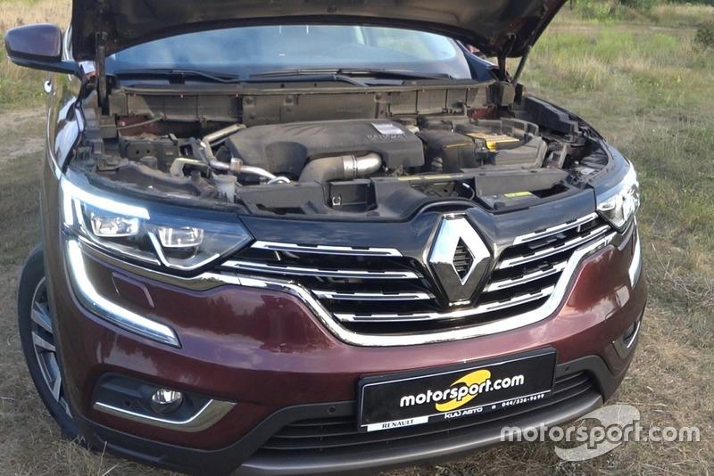 Двигун Renault Koleos