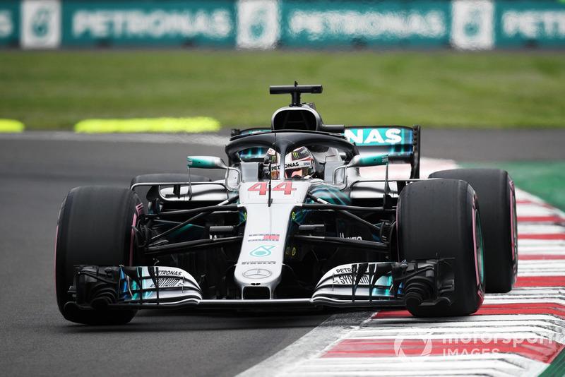 3: Lewis Hamilton, Mercedes AMG F1 W09, 1'14.894