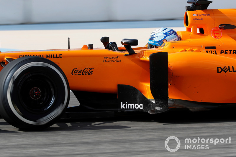 Jimmie Johnson, McLaren
