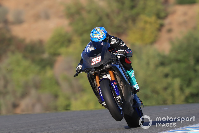 Marco Melandri, GRT Yamaha WorldSBK Team