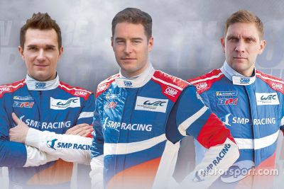 Anuncio SMP Racing
