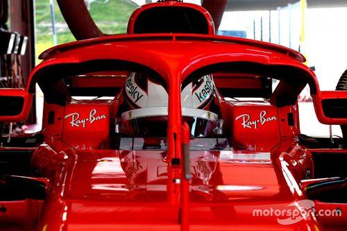 Test Ferrari