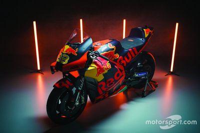KTM Racing launch