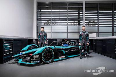 Launching Jaguar Racing