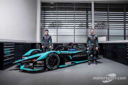 Jaguar Racing launch