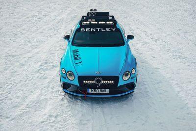 Bentley Continental GT - GP Ice Race
