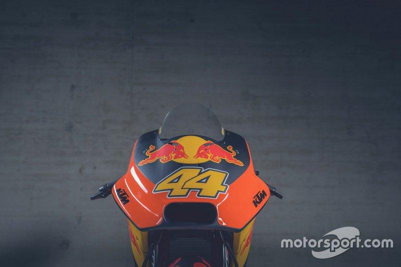 Мотоцикл KTM RC16 Пола Эспаргаро, Red Bull KTM Factory Racing
