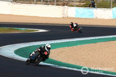 Jerez test februari