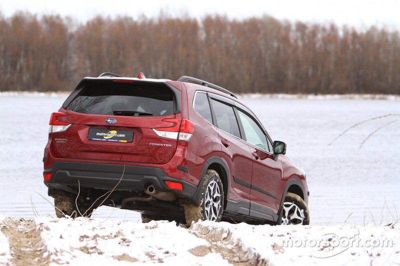 Subaru Forester 2018 року