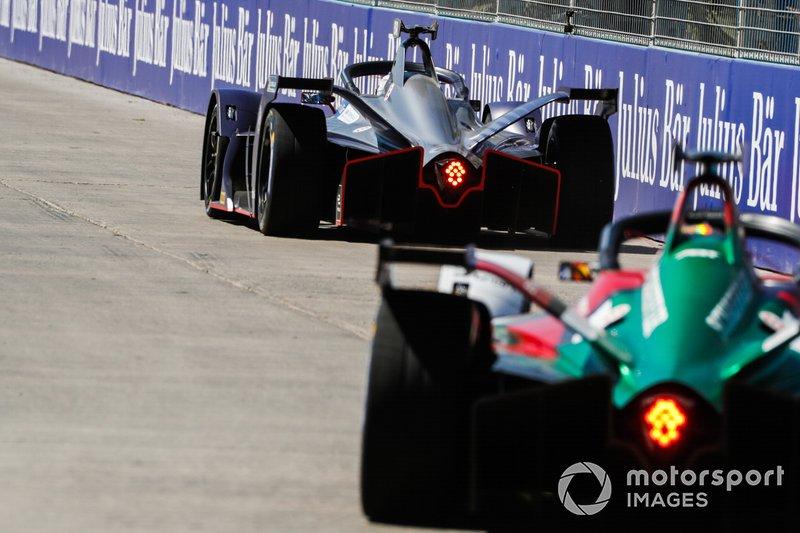 Sam Bird, Envision Virgin Racing, Audi e-tron FE05, Daniel Abt, Audi Sport ABT Schaeffler, Audi e-tron FE05
