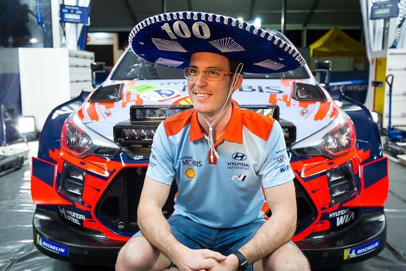 Thierry Neuville, Hyundai Motorsport Hyundai i20 Coupe WRC