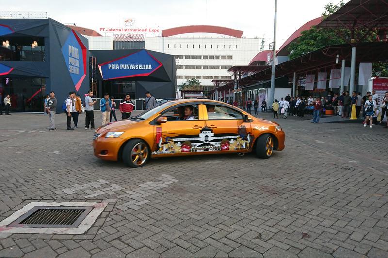 Toyota Vios Modifikasi Mobil Muka Dua Di Indonesia International