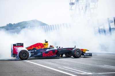 Jumbo Racing Days Festival con Max Verstappen