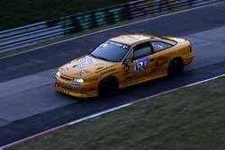 #124 TJ-Racing-Team Opel Calibra TJ-R: Daniel Jenichen, Markus Weinstock, Marcus Bulgrin, Patrick Boidron