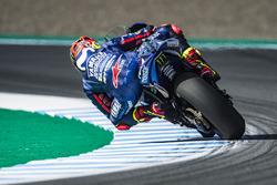 Maverick Viñales, Yamaha Factory Racing, sliding