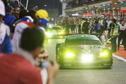 I vincitori LMGTE AM #98 Aston Martin Racing Aston Martin Vantage: Paul Dalla Lana, Pedro Lamy, Mathias Lauda