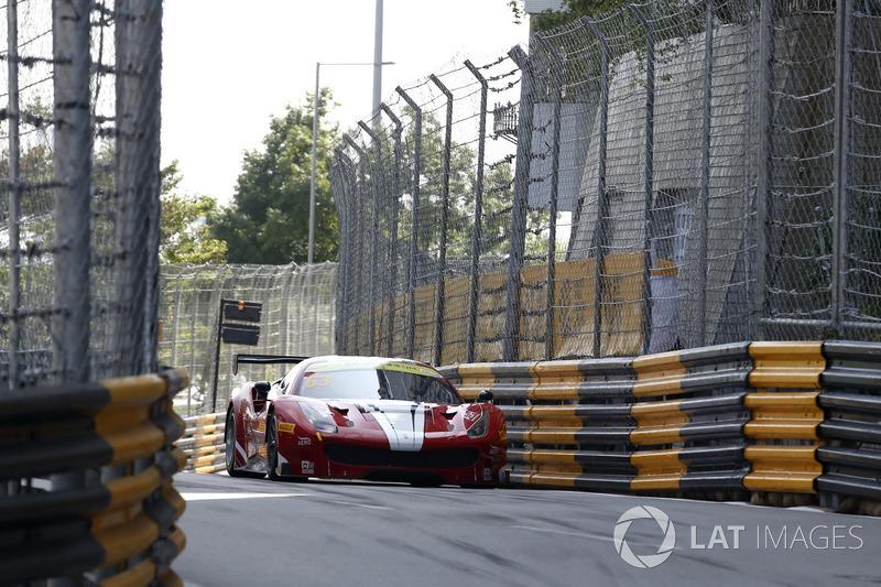 Felix Rosenqvist, Scuderia Corsa, Ferrari 488 GT3