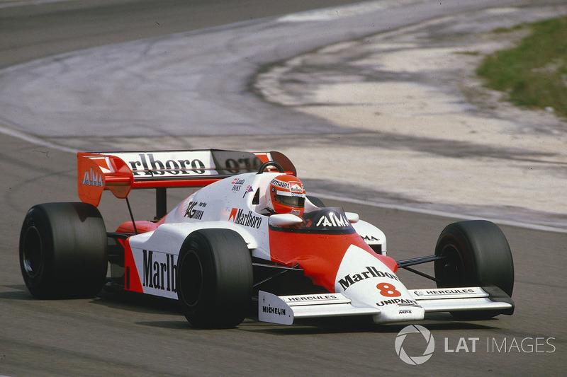 Şampiyon: Niki Lauda, İkinci: Alain Prost, Puan Farkı: 0.50 (1984)